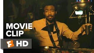 Solo: A Star Wars Story Movie Clip - Han Meets Lando (2018) | Movieclips Coming Soon
