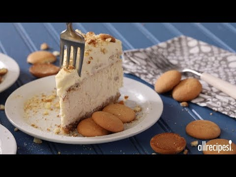 How to Make Banana Cream Cheesecake | Dessert Recipes | Allrecipes.com