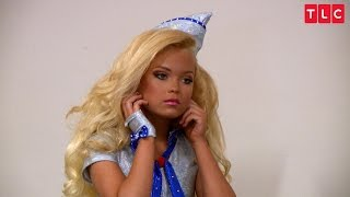 Kylei Jo Forgets Her Routine During Pageant
