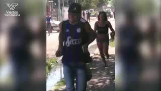 En Tucumán la Policía hace cumplir la cuarentena