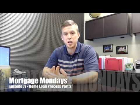 Home Loan Process  Part 2 | Mortgage Mondays #77