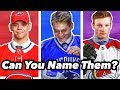Can You Name The Top Draft Picks From All 31 NHL Teams