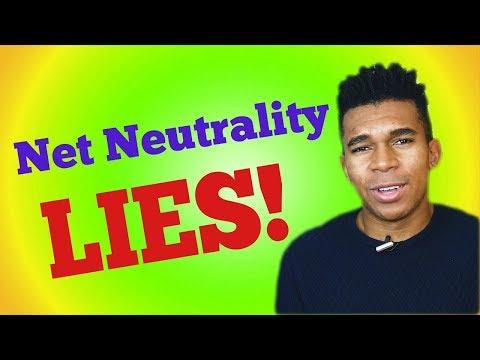 Net Neutrality LIES