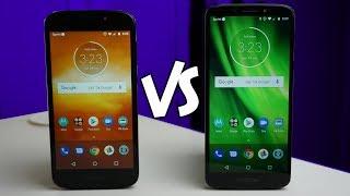 Moto G6 Play vs Moto E5 Play | Antutu Benchmark