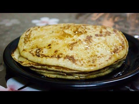 Kids Tiffin Eggless Wheat Flour Pancake recipe