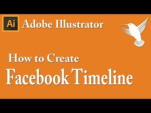 Create a Facebook Timeline Image with Illustrator