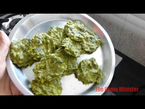 पालक बनाये नए तरीके से कम तेल में स्वादिष्ट पालक की ग्रेवी वाली सब्जी/healthy palak sabji kofta cury