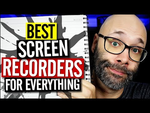 Best Screen Recording Software for YouTube (Computers & Phones)