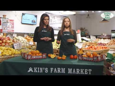 Kin's Kitchen: Persimmon Varieties
