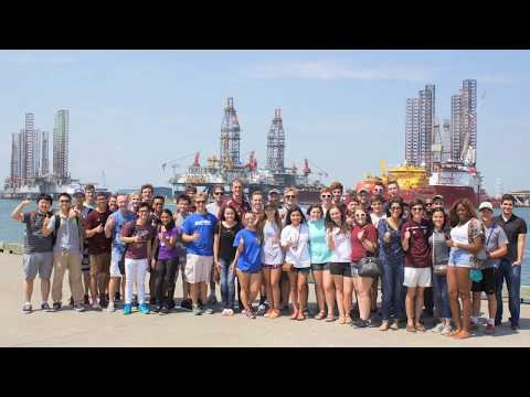 Undergraduate program video for Harold Vance Department of Petroleum Engineering