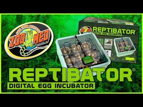 Zoo Med ReptiBator® Digital Egg Incubator