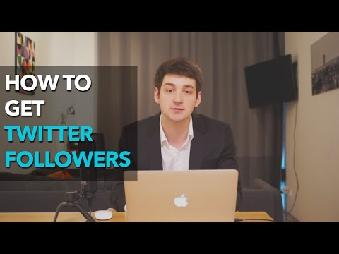 How To Get More Followers On Twitter - Tutorial 2017