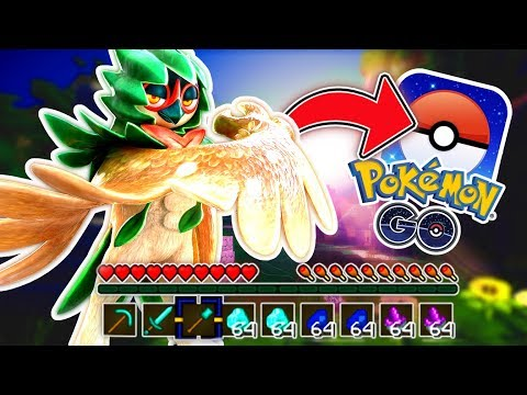 Minecraft POKEMON Bed Wars! - DECIDUEYE AND GRENINJA ARE AWESOME!! (Minecraft Roleplay Mini-Game)