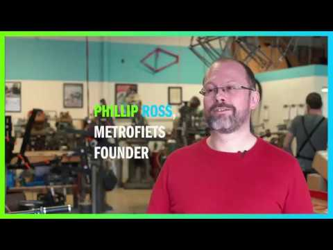 Working for Good with Metrofiets