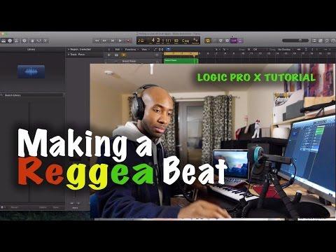 Making a Reggae Beat | Logic Pro X Reggae Template