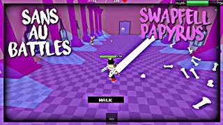 ROBLOX Undertale 3D Boss Battles: Chaos Saber & Chaos Buster