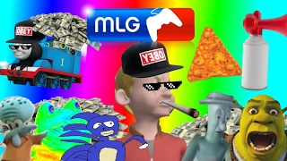 MLG Monster By Mistake