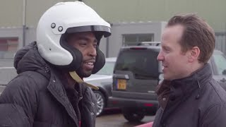 Tinie Tempah vs Toyota GT86 - Top Gear