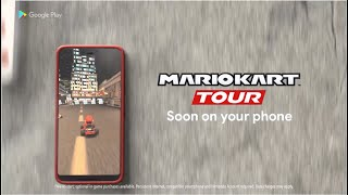 Google Play Games: Nintendo Mario Kart Tour