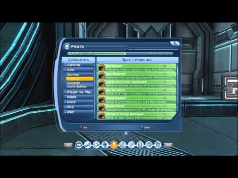 DC Universe Online-FAQ #2 Making Money, Earning Skill Points