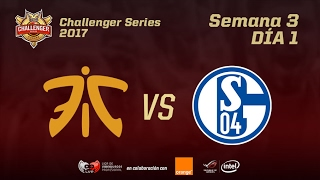 Challenger EU - Jornada 3 - FNA VS S04 - MAPA 2 - #ChallengerLVP