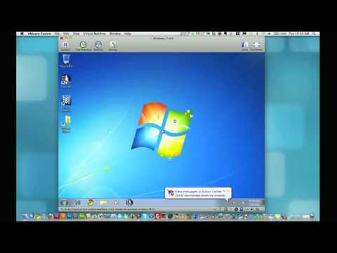 Mac Application