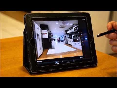 Panasonic Lumix Wireless Link with an iPad & TZ40