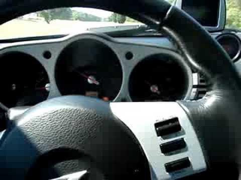 2005 Nissan 350z Roadster Slip Light Issue