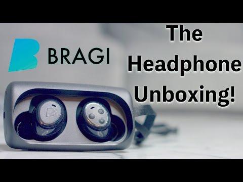 Bragi The Headphone Unboxing!