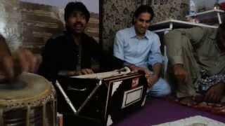 Shahid Nazeer Live Urdu Gazal Dil Umeed Tora Ha Kisi Ne