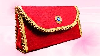 DIY Fancy Ladies Purse
