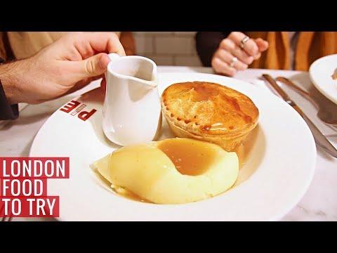 Pie and mash | London Food Series