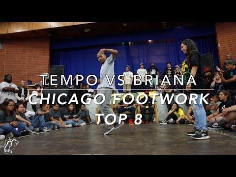 Xxx Mp4 Tempo Vs Briana Chicago Footwork Top 8 The Gr818ers AFA7 SXSTV 3gp Sex