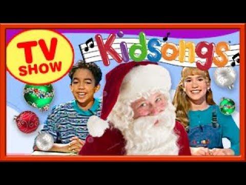 Rudolph the Red Nosed Reindeer + Best Kids Songs | 50 Minutes | part 3 | Kidsongs TV Show | PBS Kids