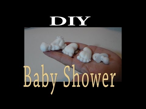 Craft DIY: Baby Shower Soap Favor / Cup N Cakes Gourmet