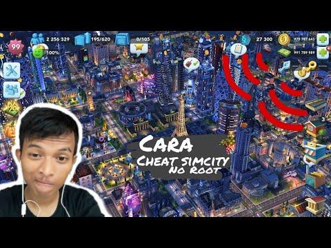 Cara cheat simcity indonesia no root 2018