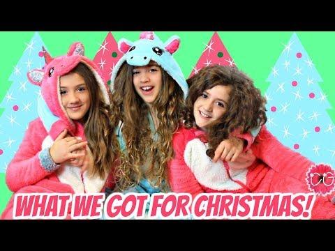 What We Got For Christmas 2017 - Christmas Haul!