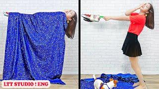 Girl DIY! TOP FUNNY PRANKS ON FRIENDS! Funny DIY Pranks Compilation   Best Prank Wars & Funny Tricks