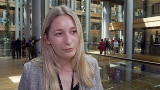 Interview with Kira Peter-Hansen, the youngest MEP ever elected