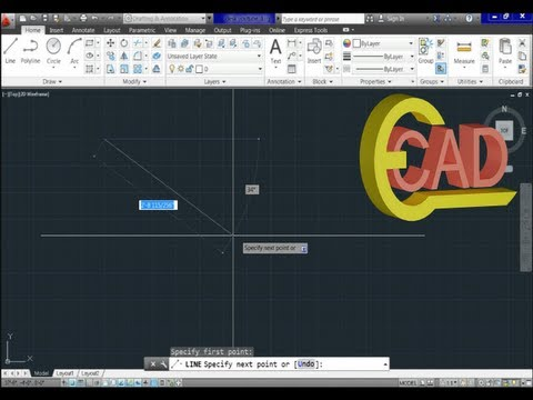Learning Autocad 2013 Tutorial 2: Drawings and Templates