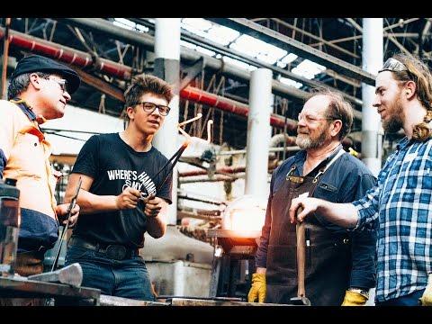Forging a Cross Pein Hammer + 50,000 SUBSCRIBER GIVEAWAY!!!!!!!!
