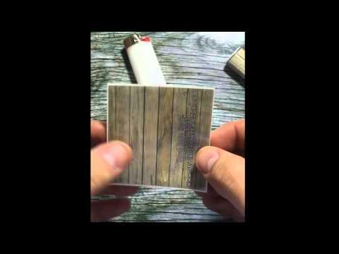 Vinyl wrap install - Bic lighter - Lighter wrap - Lighter sticker