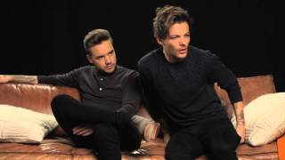 Interview with One Direction - Idol Sweden 2015