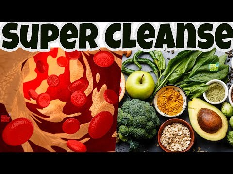 Best UNCLOG ARTERIES FOODS? EAT These 5 Superfoods to UNCLOG/CLEANSE Your Arteries NATURALLY Daily.