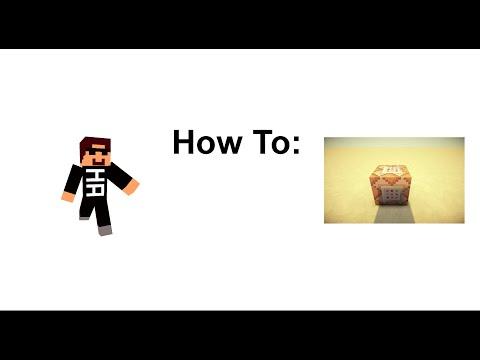 Tutorial : Getting Minecraft Command Blocks