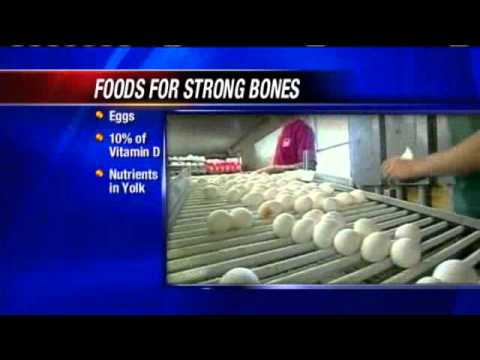 Foods To Make Your Bones Stronger