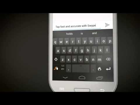 Swype Keyboard - Android