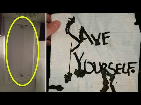 This Guy Found A Hidden Crawlspace In His New Home, And What He Discovered Inside Is Horrifying