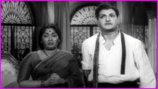 Naadi Aada Janme Telugu Movie Scenes - Part 6   NTR   Savitri   SV Ranga Rao