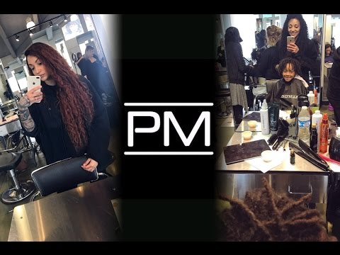 💇🏽Cosmetology school 2 month update! | Paul mitchell 💕